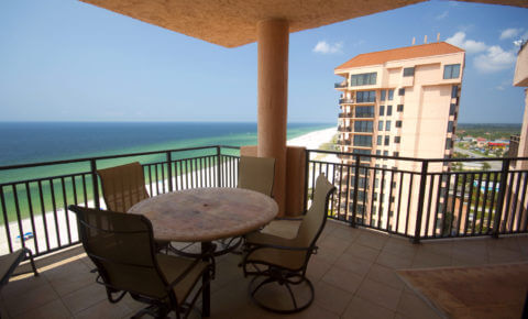 SeaChase Balcony View | Orange Beach